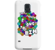Every Breath  Samsung Galaxy Case/Skin