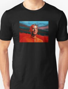 Lance Armstrong Painting Unisex T-Shirt