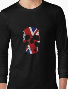 I_Am_Sherlocked Long Sleeve T-Shirt