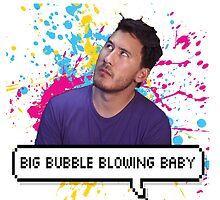 Big Bubble Blowin Baby by SecretlyMBarry