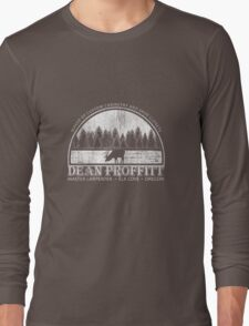 Overboard Dark Long Sleeve T-Shirt