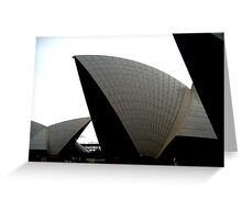 The Opera House Greeting Card