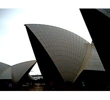 The Opera House Photographic Print