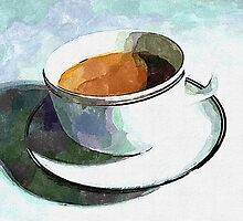 Spot of Tea by Dolly Mohr