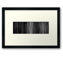 Moviebarcode: Some Like It Hot (1959) Framed Print