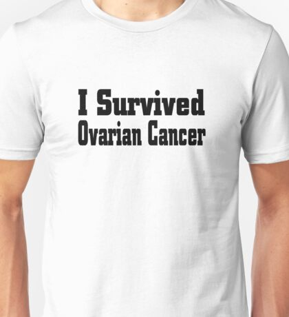 Ovarian Cancer Unisex T-Shirt