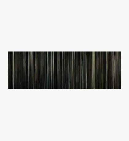 Moviebarcode: J. Edgar (2011) Photographic Print