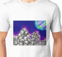 Waiting for the Resurrection (on the Moon) Unisex T-Shirt