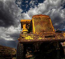 Storm Truck by Bob Larson