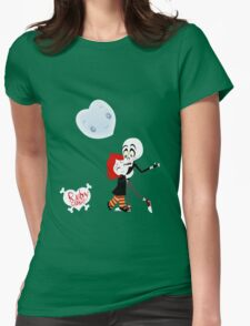 Ruby Gloom x SkullBoy Womens Fitted T-Shirt