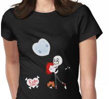 Ruby Gloom x SkullBoy Womens Fitted T-Shirt