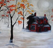 The Gardener's House by Aradia