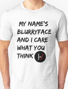 My Name's Blurryface T-Shirt