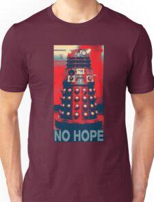 No Hope Dalek Unisex T-Shirt