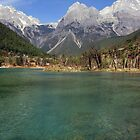 Jade Dragon Snow Mountain by Svisho