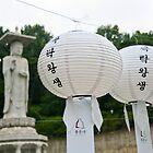 Buddha, Seoul Korea by Zach Chadim