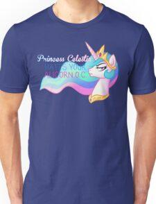 Celestia Hates Your Alicorn OC Unisex T-Shirt