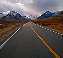 Road by yixiangchen