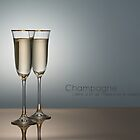 Champagne. It's time to celebrate by 3523studio