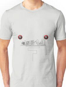 Etch a Sketch - San Francisco Unisex T-Shirt