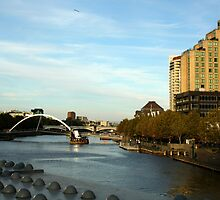 Southbank Melbourne VIC by OzNatureshots