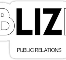 The Kroll Show Publizity Logo Sticker