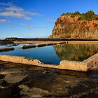 Werri Beach Ocean Baths, Gerringong, NSW by bdimages