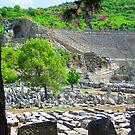 The Grand Theatre - Ephesus by M-EK
