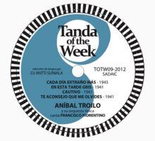TOTW09/2012 - Troilo / Fiorentino - TK - Blue Kids Tee