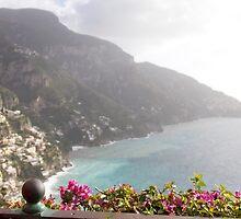 Amalfi Coast in Winter by Michelle Lia