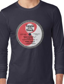 TOTW09/2012 - Troilo / Fiorentino - TK - Red option 2 Long Sleeve T-Shirt