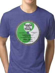 TOTW09/2012 - Troilo / Fiorentino - TK - Green Tri-blend T-Shirt