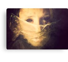 Suffocating Canvas Print