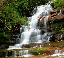 Somersby Falls by Cameron B