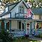 House with a Flag