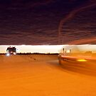 Rush Hour Dawn by Helen Vercoe