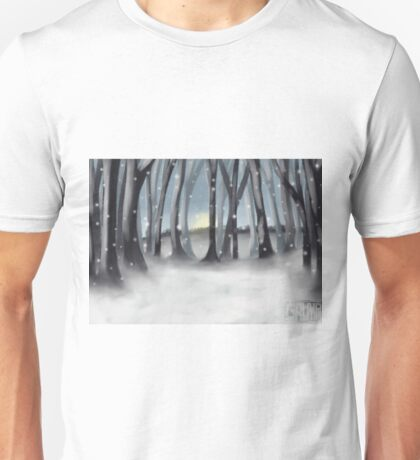 Winter Silence Unisex T-Shirt