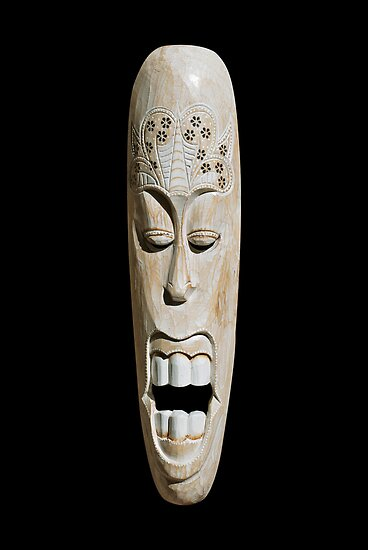 African Mask by Vac1