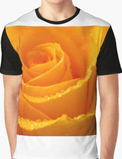 YELLOW ROSES-3  - Calendar Image  ^ Graphic T-Shirt