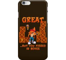 No Gem For You! iPhone Case/Skin