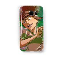 Chihiro & Haku Samsung Galaxy Case/Skin