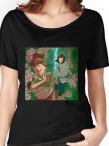 Chihiro & Haku Women's Relaxed Fit T-Shirt