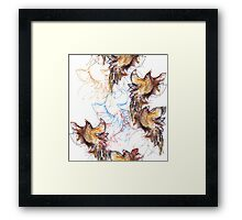 Lord of the Birds Framed Print