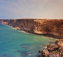 Great Australian Bight by Linda Lees