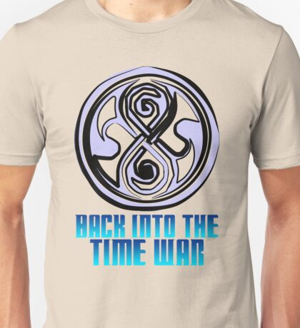 Dr Who - Seal of Rassilon Unisex T-Shirt