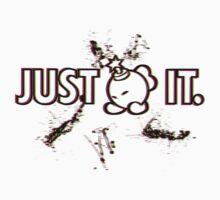 Just Bomb It tee by MrBisto Blur style by MrBisto
