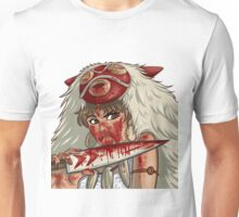 Mononoke's Bloody Knife Unisex T-Shirt