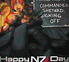 Happy N7 Day by ArtofTheBos