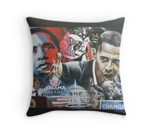 Wat was Last shall one day be First Throw Pillow