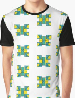 Turquoise glass. Graphic T-Shirt